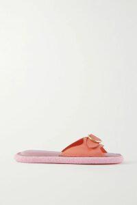 Nili Lotan - Maya Leopard-print Silk-satin Maxi Skirt - Leopard print