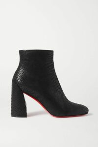 SEA - Leopard-print Cotton-canvas Trench Coat - Leopard print