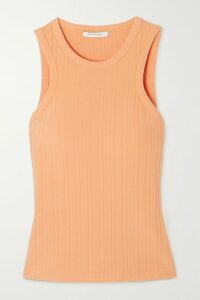 Michael Kors Collection - Crinkled-satin Midi Dress - Antique rose