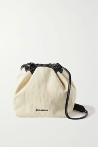 Marchesa Notte - One-shoulder Appliquéd Glittered Tulle Gown - Pink