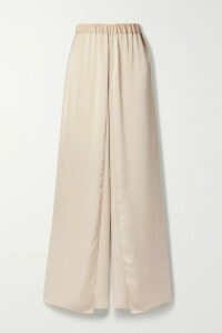 Marchesa Notte - One-shoulder Metallic Fil Coupé Cloqué Gown - Black