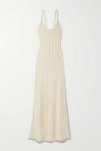 Balenciaga - Neon Ribbed-knit Top - Yellow
