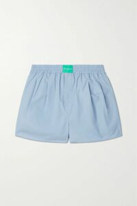 Faithfull The Brand - Delia Snake-print Crepe Dress - Pastel yellow