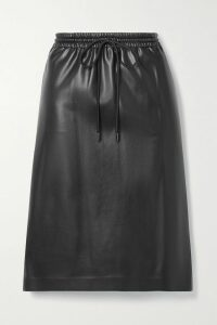 Needle & Thread - Aurora Ruffled Sequin-embellished Tulle Mini Dress - Beige