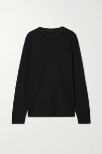 MICHAEL Michael Kors - Striped Tiered Crepe Midi Dress - Blue