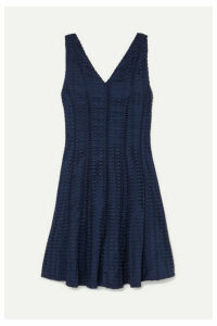 J.Crew - Raeburn Embroidered Lace Mini Dress - Navy