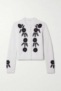 LemLem - + Net Sustain Derartu Belted Striped Cotton-gauze Mini Dress - Neutral