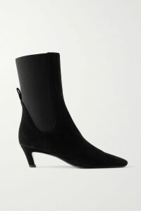 Lisa Marie Fernandez - Anita Ruffled Linen-blend Gauze Wrap Dress - Orange