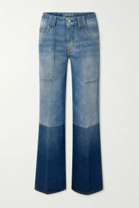 Rebecca Vallance - Holliday Off-the-shoulder Polka-dot Linen-blend Dress - Coral