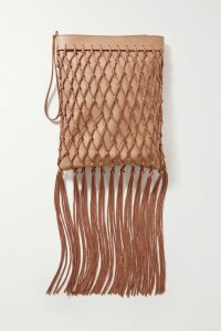 Diane von Furstenberg - Satin Wrap Gown - Red