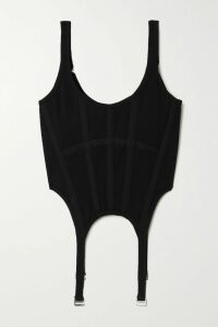 Diane von Furstenberg - Naya Ruffled Printed Silk-jersey Wrap Dress - Midnight blue