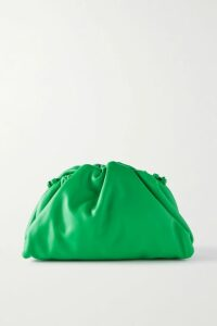 Charo Ruiz - Kayla Crocheted Lace-paneled Cotton-blend Kaftan - Black