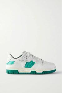 Attico - Oversized Wool-blend Gabardine Blazer - Pink