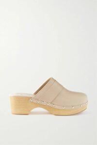 Diane von Furstenberg - Addilyn Silk Crepe De Chine Midi Dress - Red