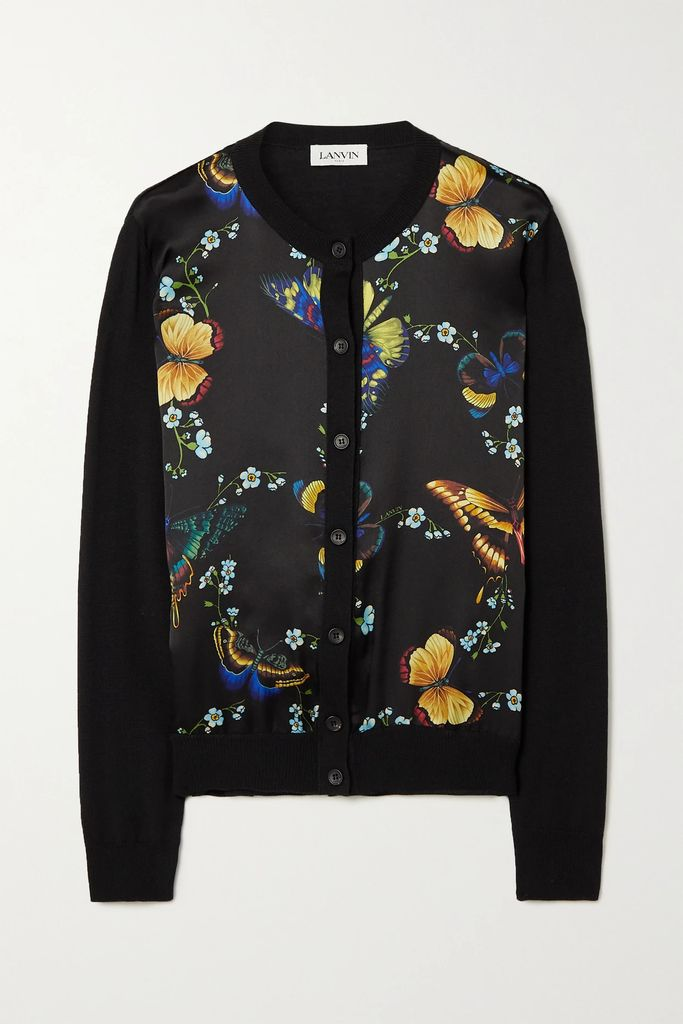Cushnie - Draped Stretch-cady Dress - Navy