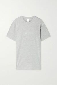 MM6 Maison Margiela - Patchwork Checked Crepe Wrap Jacket - Brown
