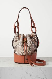 Brunello Cucinelli - Belted Reversible Shearling Coat - Beige