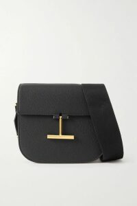 Needle & Thread - Scarlett Ruffled Sequined Tulle Gown - Gold