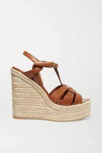 Eywasouls Malibu - Kimi Rope-trimmed Floral-print Chiffon Maxi Dress - Mint