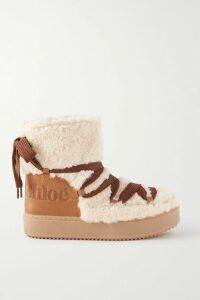 Tooshie - Positano Cotton-terry Mini Dress - Red