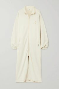 Dolce & Gabbana - Ruffled Cady Midi Dress - Green