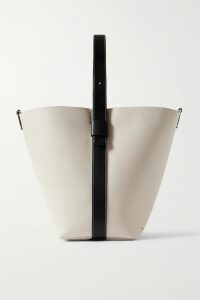 Raquel Diniz - Barbara Draped Polka-dot Silk-satin Mini Dress - Blue