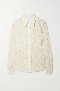 Emilia Wickstead - + The Woolmark Company Nico Merino Wool Midi Dress - Pink