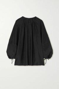 Stella McCartney - Prince Of Wales Checked Wool Mini Skirt - Gray
