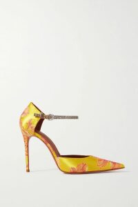Vivienne Westwood - Princess Checked Wool Coat - Red