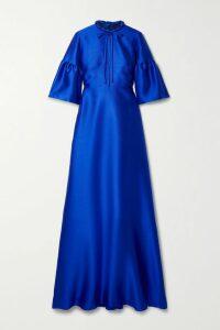Ksubi - Rap Frayed Denim Mini Skirt - Light denim