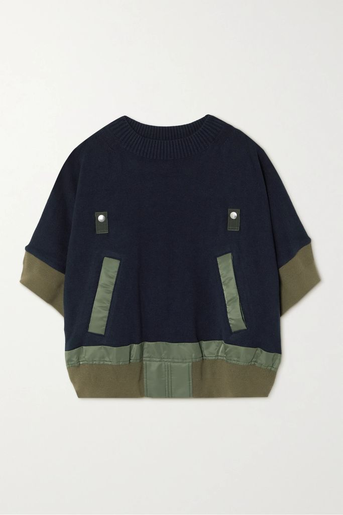 Miguelina - Alexia Belted Crochet-trimmed Linen Dress - Yellow