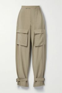 J.Crew - Coletta Broderie Anglaise Cotton-voile Midi Dress - Yellow