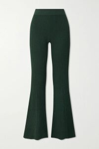 See By Chloé - Ruffled Chiffon Midi Dress - Pink