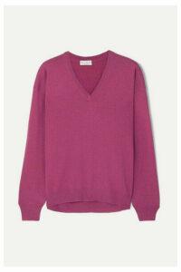 Brunello Cucinelli - Cashmere Sweater - Purple