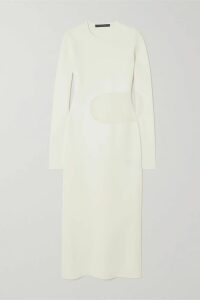 Diane von Furstenberg - Madison Double-breasted Linen-blend Blazer - Sand