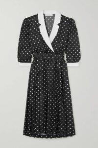 Veronica Beard - Ruffled Checked Bouclé-tweed Mini Skirt - Yellow
