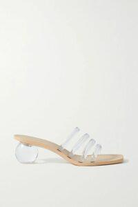 Faithfull The Brand - Ilia Floral-print Crepe Mini Dress - Saffron