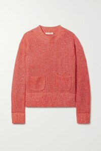 16ARLINGTON - Lipton Croc-effect Glossed-leather Midi Skirt - Black