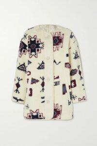 REDValentino - Pussy-bow Pleated Georgette Mini Dress - Midnight blue
