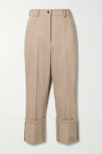 Joseph - George Silk-satin Shirt - Brown