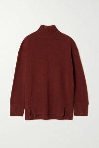 Frankie Shop - Linda Belted Cady Blazer Dress - Pastel yellow