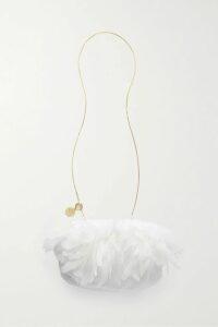 Stine Goya - Nat Reversible Floral-print Silk Crepe De Chine Kimono - Yellow