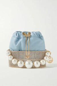 Zimmermann - Verity Tiered Striped Cotton-voile Maxi Dress - Blue