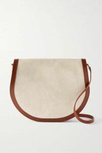 Oscar de la Renta - Embellished Silk-chiffon Gown - Saffron