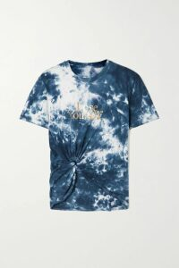 Erdem - Shea Floral-print Silk-voile Midi Skirt - Pink