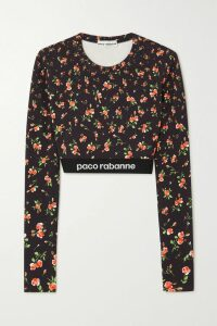 Molly Goddard - Annie Ruffled Cotton-poplin Mini Dress - Black