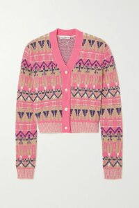Monique Lhuillier - Sequin-embellished Embroidered Velvet And Tulle Gown - Black