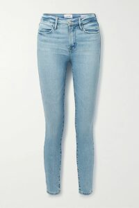 Veronica Beard - Elektra Prince Of Wales Checked Cotton-blend Blazer - Gray