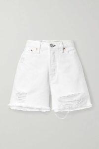 Chloé - Metallic Jacquard-knit Turtleneck Sweater - Navy