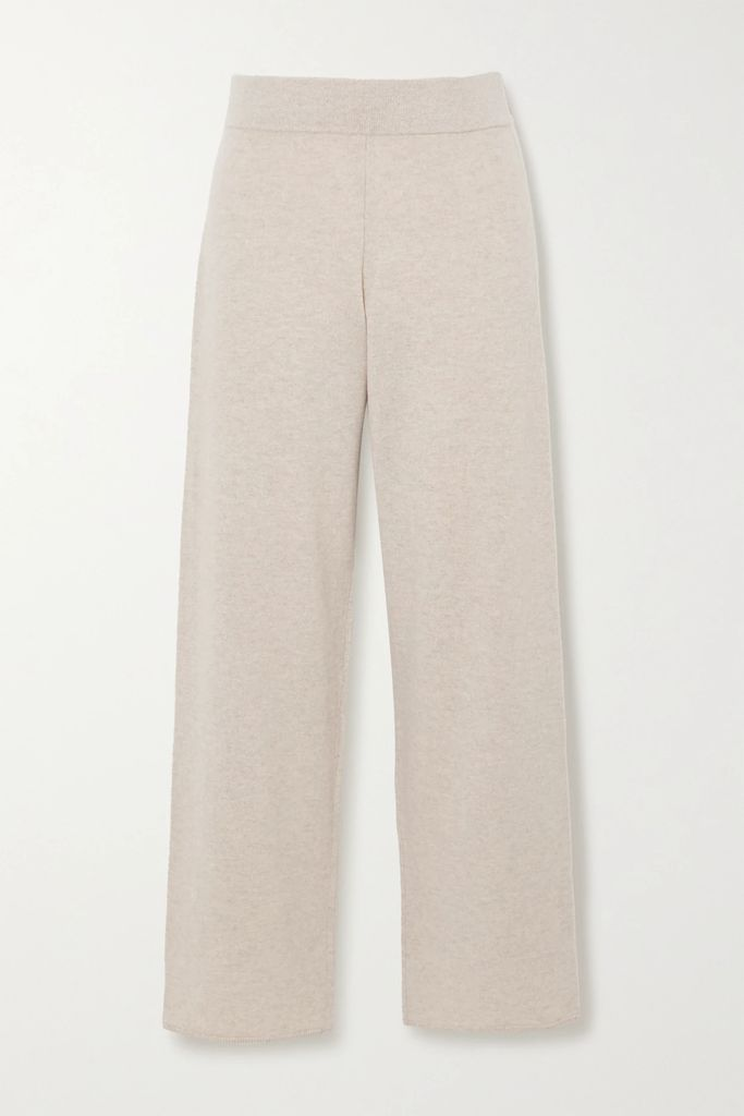 Loewe - Hooded Belted Wool And Cashmere-blend Coat - Camel
